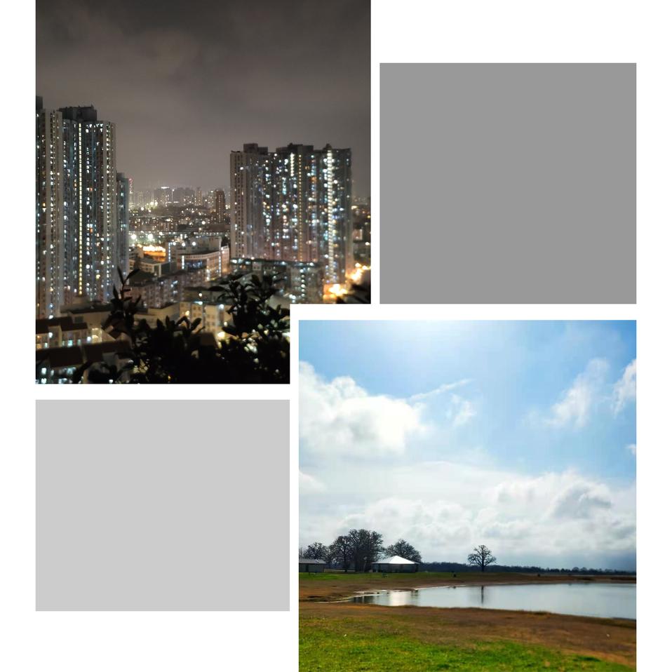 16. 自然—城市