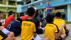 Our tutors support Singapore program
