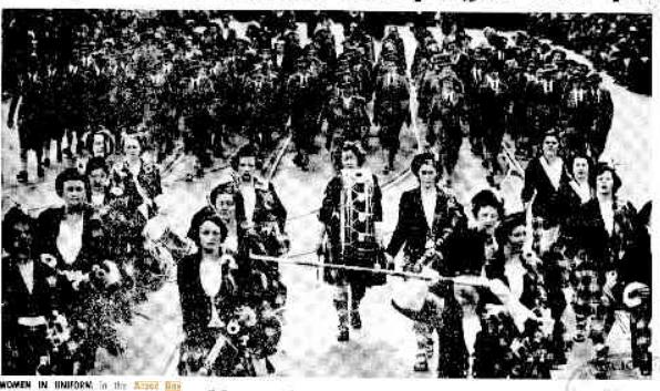 Melbourne Ladies 1952