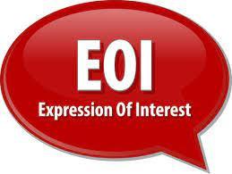 EOI - National Secretary, Webmaster & Insurance Review