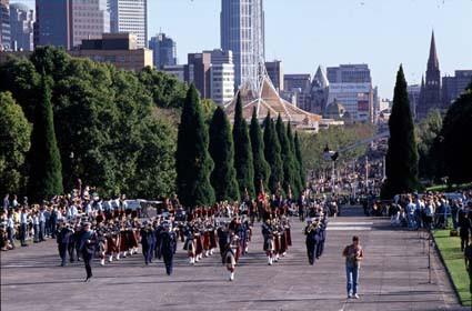 Melbourne 1993