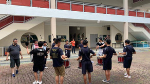 Music principals lead workshops in Singapore