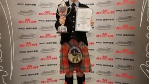 Cameron Lawson - World Champion