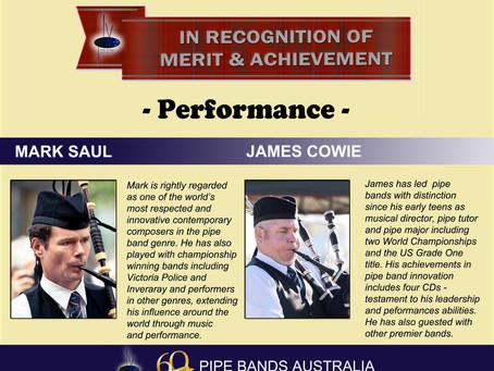 NATIONAL AWARDS 2020 – PERFORMANCE