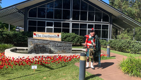 An amazing tribute: ANZAC Day 2020