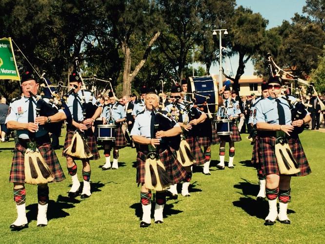 Mandurah - Northside Highlanders