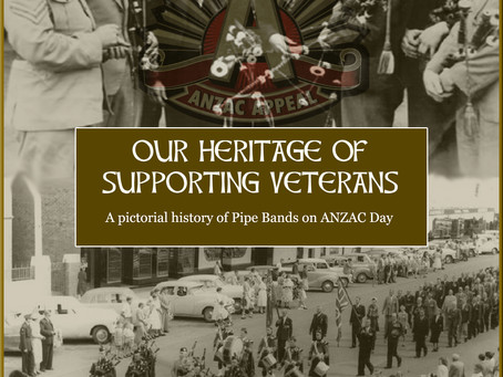 ANZAC DAY 2020 – OUR HERITAGE IN MUSIC AND PHOTOS