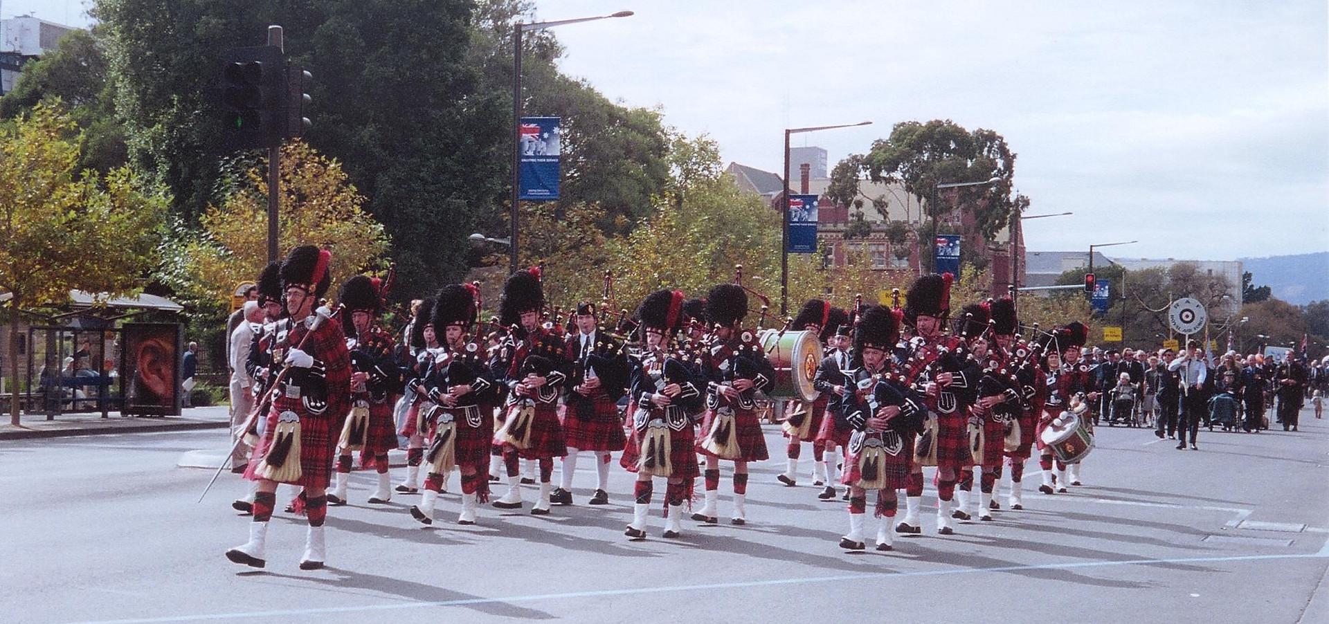 Royal Caledonian Society Adelaide 2007