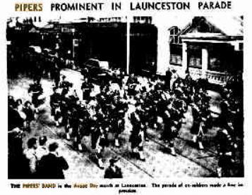 Launceston 1939