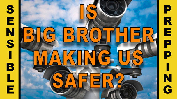 "# 29 - Is ""Big Brother"" Making Us Safer?"