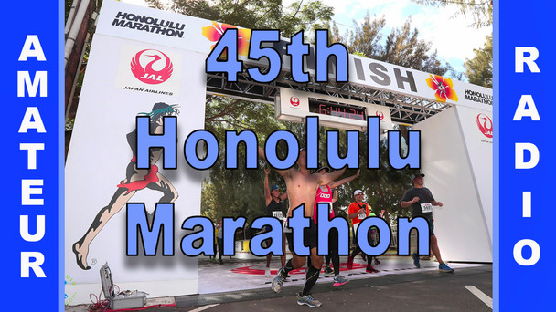 # 33 - 45th Annual Honolulu Marathon