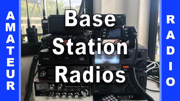 # 34 - Base Station Radios