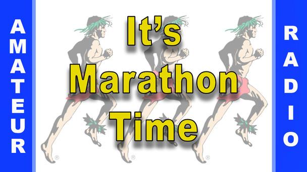 # 32 - It's Honolulu Marathon Time