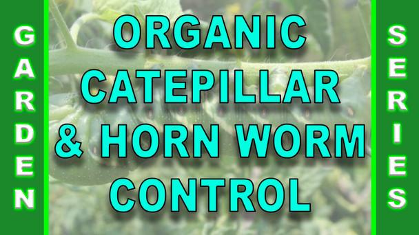 #135 - Organic Catepillar & Horn Worm Control