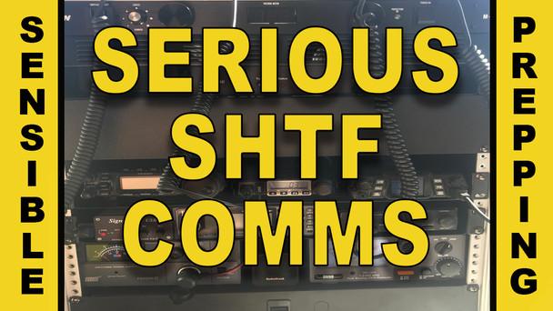 # 36 - Serious SHTF Comms
