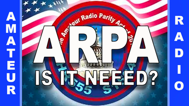 # 24 - ARPA - Is It Needed?