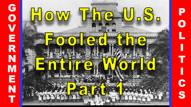 #69 - How The United States Fooled the Entire World for Over a Century - Part 1
