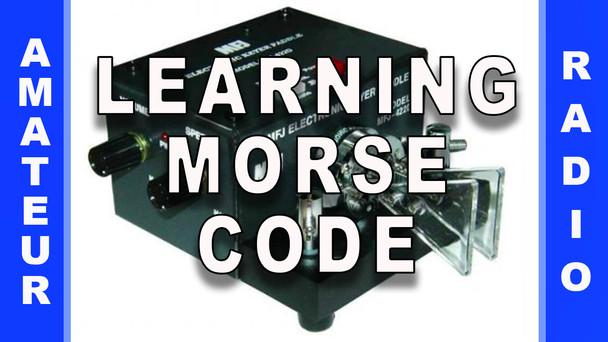 #50 - Learning Morse Code