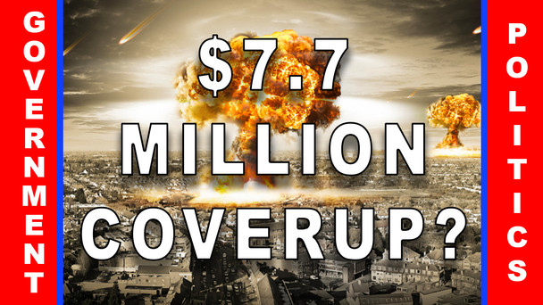 #59 - $7.7Million Coverup?