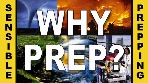 # 05 - Why Prep?