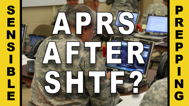 #64 - Should You Use APRS After SHTF?
