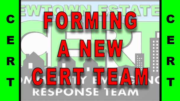 #88 - Forming A New CERT Team