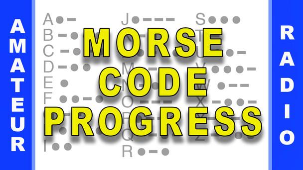 #51 - Morse Code Progress