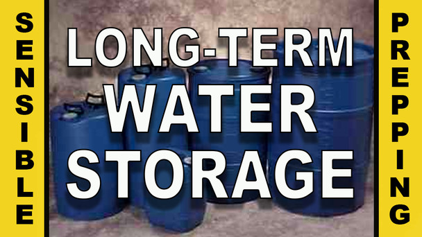 # 06 - Long-Term Water Storage