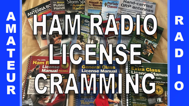 # 03 - Ham Radio License Cramming