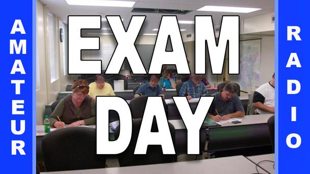 # 18 - It's Exam Day