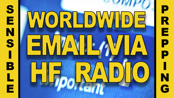 # 37 - Worldwide Email via HF Radio