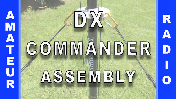 #76 - DX Commander Assembly