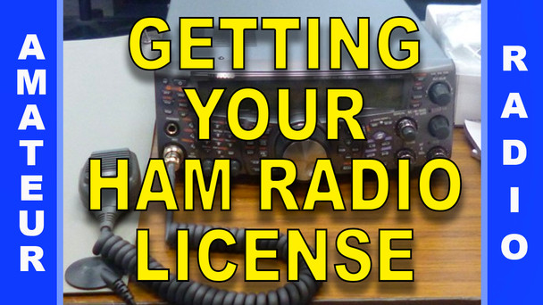 # 23 - Getting Your Ham Radio License