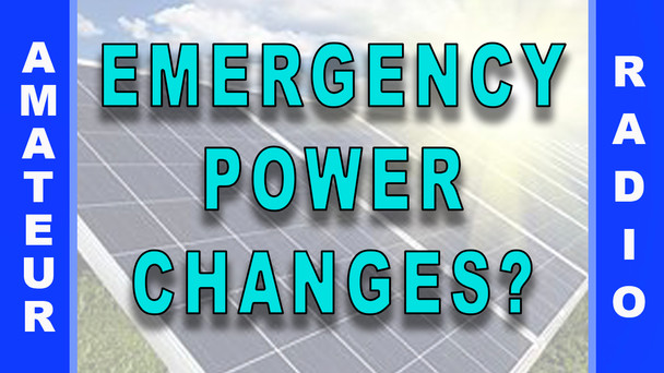#91 - Emergency Power System Changes?