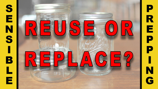 # 106 - Can Canning Jars, Bands, and Lids be Reused?