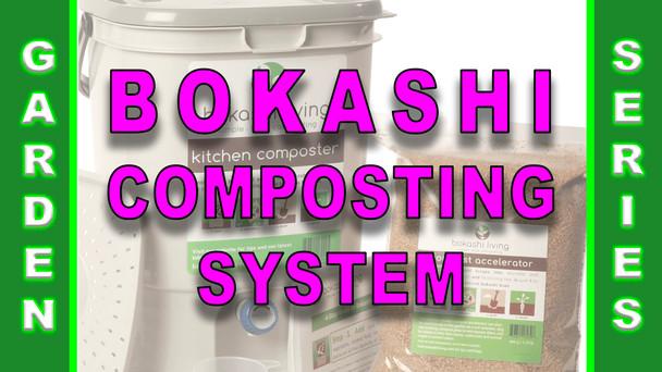 #127 - Bokashi Composting System