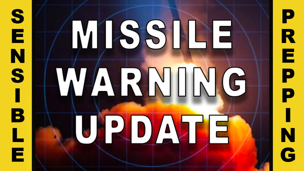 # 39 - Ballistic Missile Warning Update