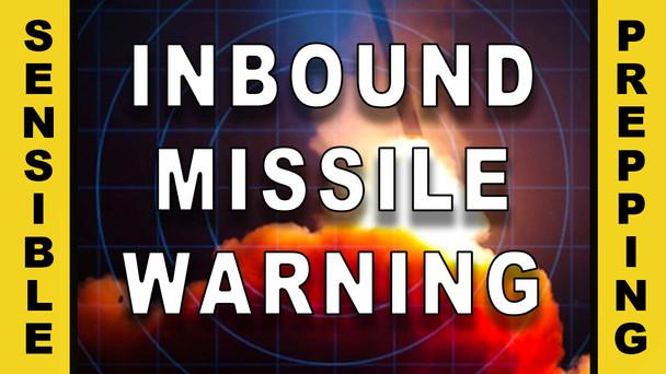 # 38 - Inbound Ballistic Missile Warning