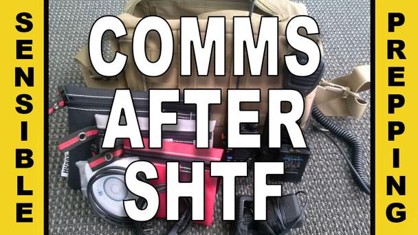 # 20 - Communication After SHTF