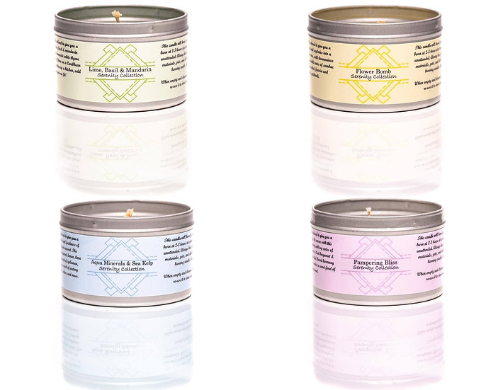 Candle Collection- Serenity