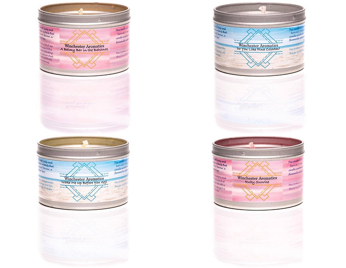 Candle Collection- Vivacity
