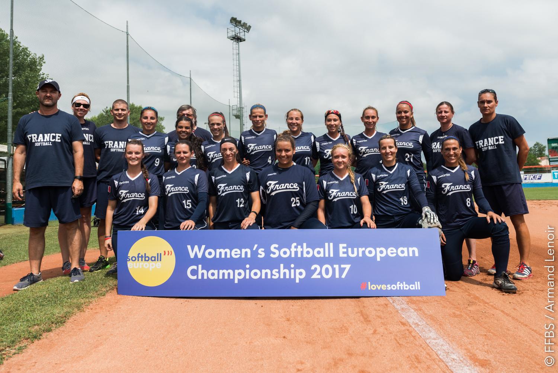 championnat d'EUROPE ITALIE 2017