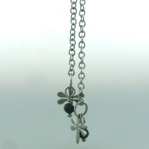Lariat with DRAGONFLY ends
