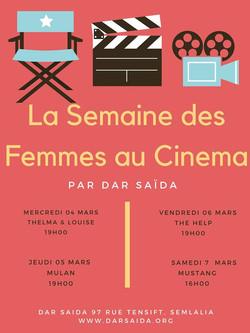 SEMAINE FEMME CINEMA