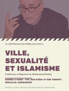 Abdessamad Dialmy Poster