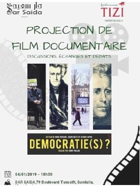 April Film Poster