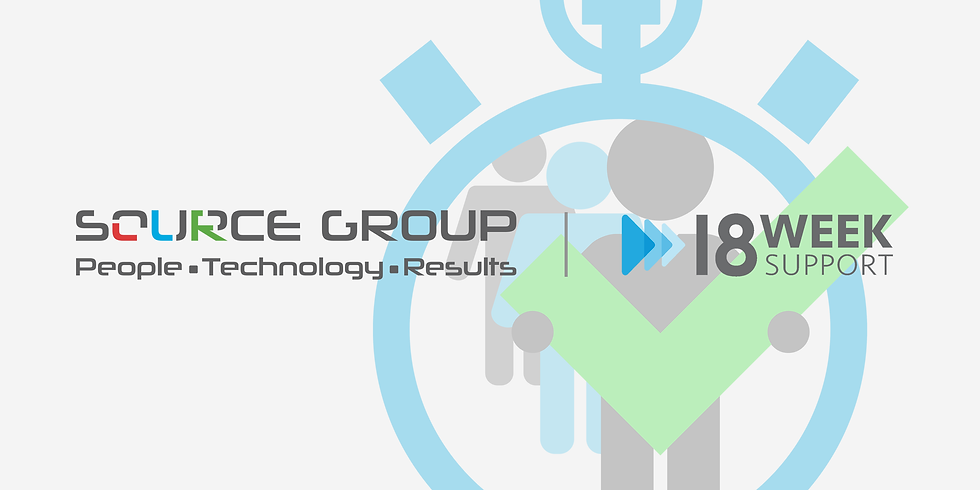 Source Group and 18 Week Support Webinar
