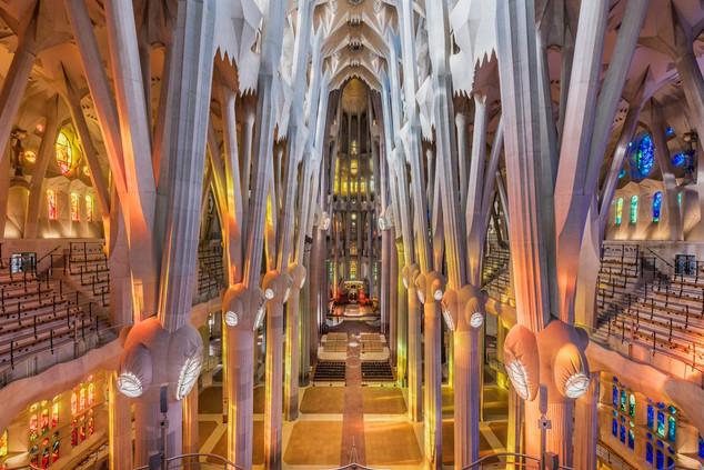 Sagrada Famiglia (Antoni Gaudi)