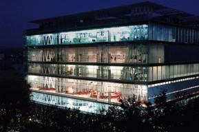 Sendai Mediatheque (Toyo Ito)