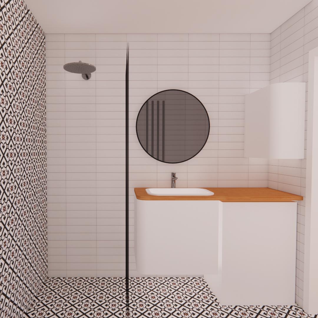 Koupelna varianta